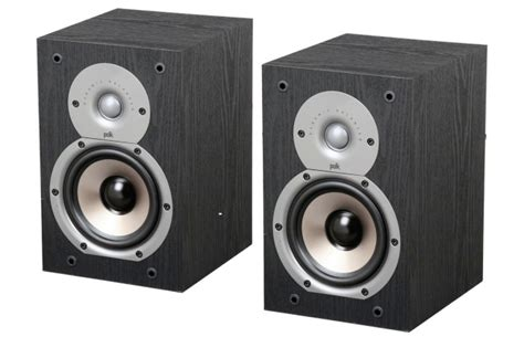 bookshelf speakers polk audio 35b 100 2 shipping