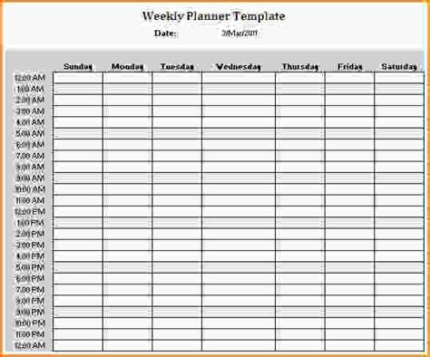 imagine planner hour by planner imagine printable 24 hr daily schedule template make some sense of your