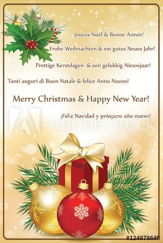 christmas wishes   languages greeting card   text   languages merry