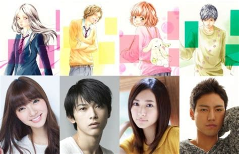 film anime ao haru ride blue spring ride le casting du film live 02 avril 2014