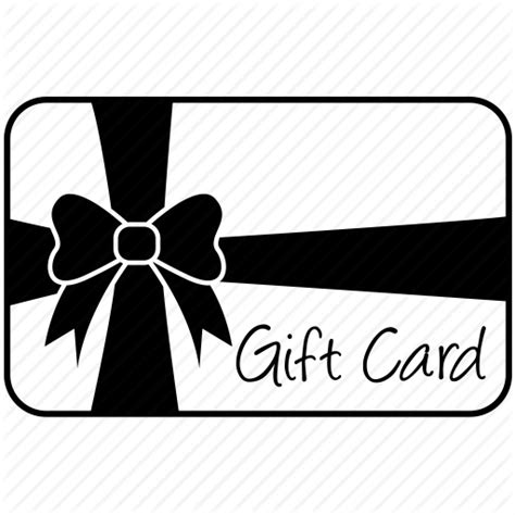 Gift Card Icon - card chart gift gift card shopping vouchers xmas icon icon search engine