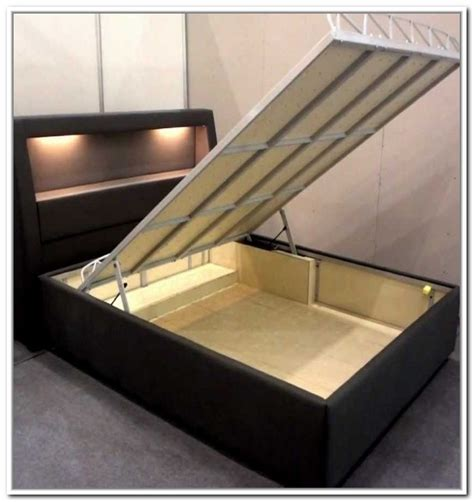 Bed Designs Plans by Hydraulic Storage Bed Plans Home Design Ideas