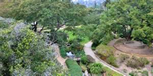 santa barbara botanic garden american gardens
