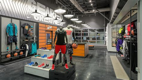 Nike By A A Store nike s new east los community store ignites sport and