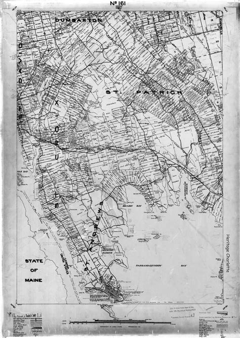 land grants map heritage early land grants maps