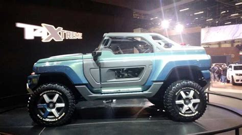 future ford bronco troller t4 xtreme concept may hint future ford bronco