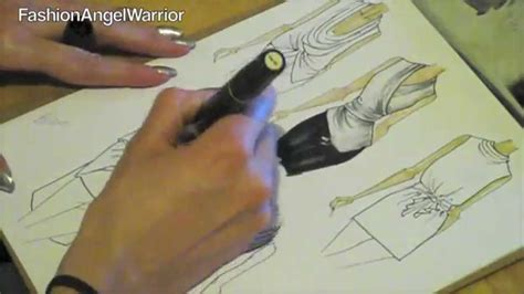 become a designer fashion sketching 101 how to become a fashion designer