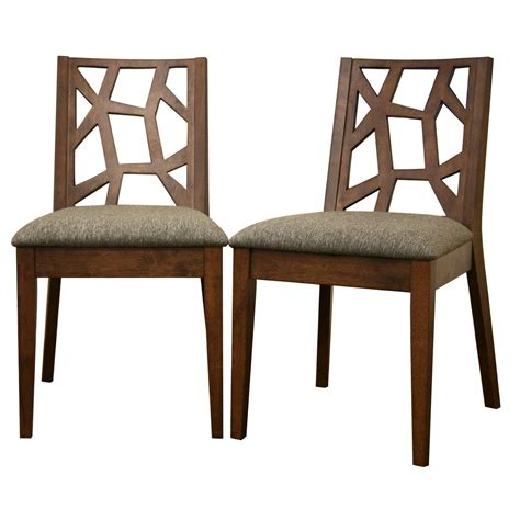 Rubberwood Dining Chairs Rubberwood Dining Chairs Set Of 2 In Dining Chairs