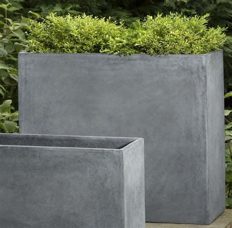 planters astonishing large concrete planter boxes large