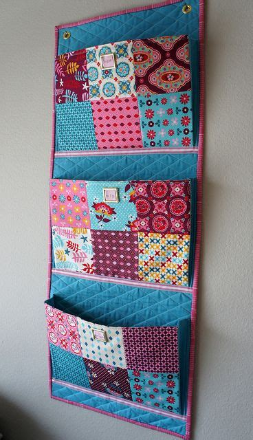 pattern for fabric wall organizer patchwork apliques on pinterest patchwork owl pillows