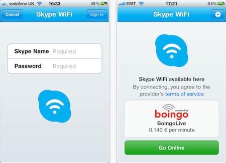 wifi skype skype wifi simplifie les connexions aux hotspots wifi