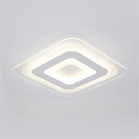 ecolight modern led ceiling light living room lights