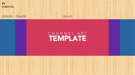 channel templates channel template ytt