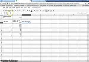 google spreadsheets forms tutorial google spreadsheet tutorial youtube