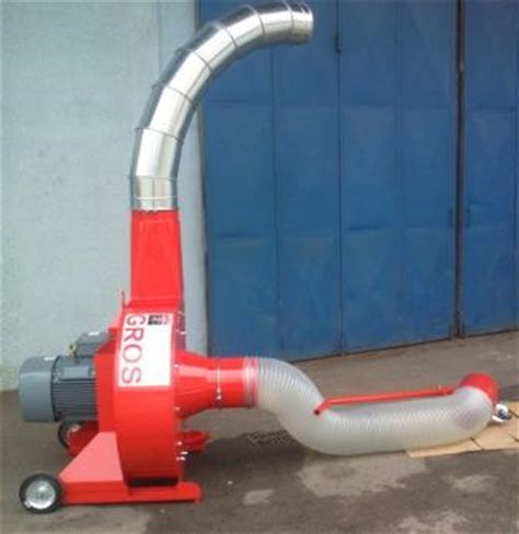 Chip Blower gros d o o kranj wood chips blowers