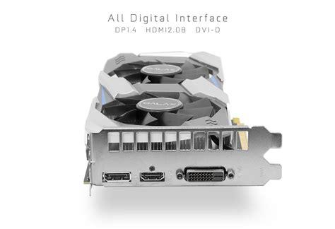 Galax Geforce Vga Gtx 1060 Exoc 6gb galax geforce 174 gtx 1060 oc 6gb graphics card