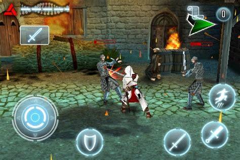 assassin creed altair chronicles apk android les meilleurs jeux 3d et hd cnet
