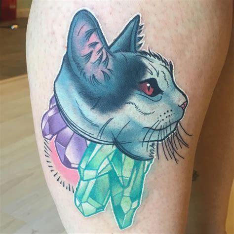 cat tattoo montreal cat tattoos tattoo insider