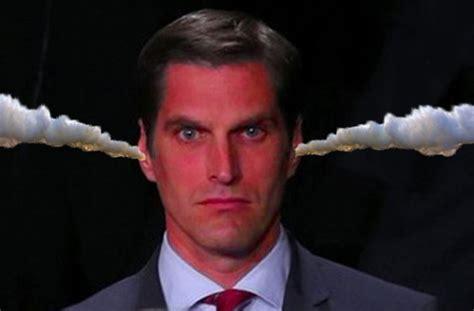 Josh Romney Meme - menacing josh romney redface steaming menacing josh
