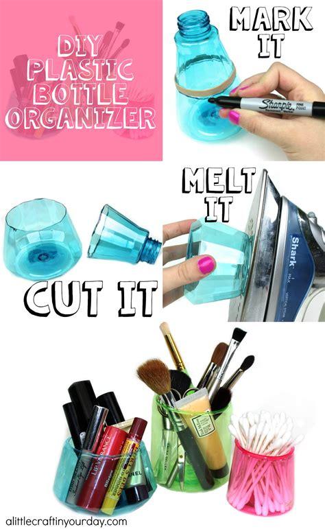 diy plastic diy plastic bottle organizer a craft in your day