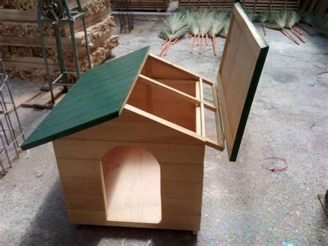 casas de madera para perros casa para perro de madera tipo snoopy no 4 1 500 00