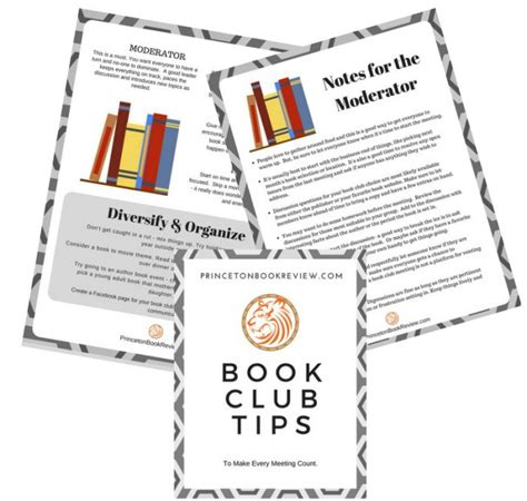 Make Fast While Meeting Insanely by Insanely Easy Tips For Amazing Book Club Meetings
