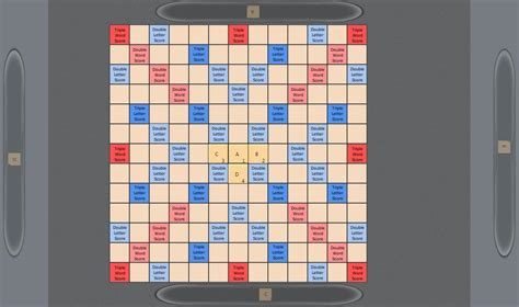 blank scrabble board template blank scrabble board template