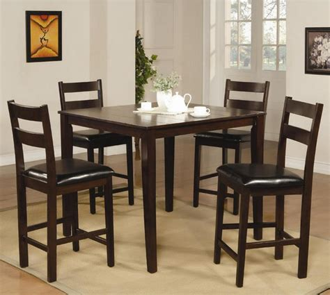 pub style table and chairs pub style dining room sets all home design pub style table