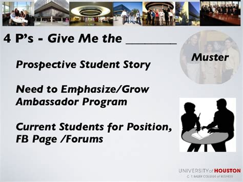 Marketing Consulting Mba by Outside Consultant Uh Mba Marketing Presentation