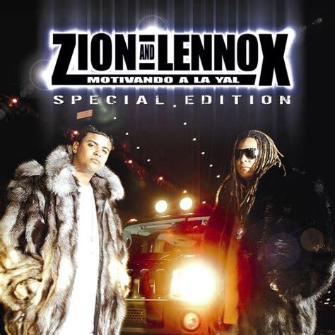 lennox album zion y lennox albums www pixshark images galleries