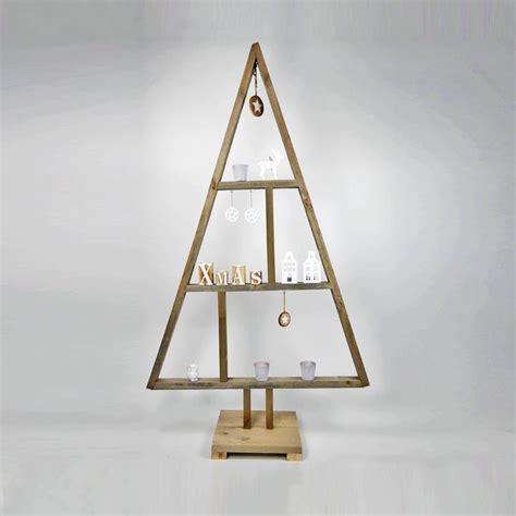 Kerstboom Hout Maken by Houten Kerstboom Steigerhout Frame Interieur Tijdens