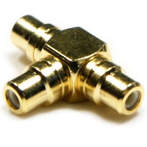 T Rca Y Rca 1 To 2 35mm rca phono to 3 5mm 6 35mm xlr adapters splitters couplers thatcable