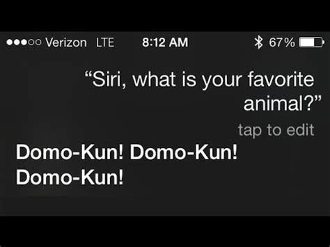 siri what is your favorite color siri what is your favorite animal part 2