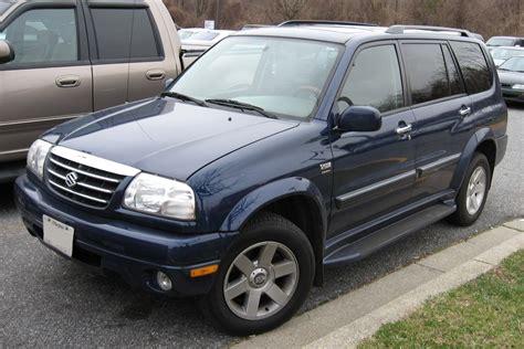 Suzuki Lx7 File 1st Suzuki Xl7 Jpg Wikimedia Commons