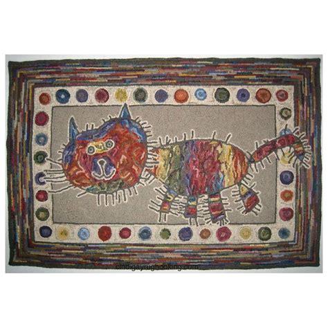 rug hooking shops ally s cat small cindi rug hooking