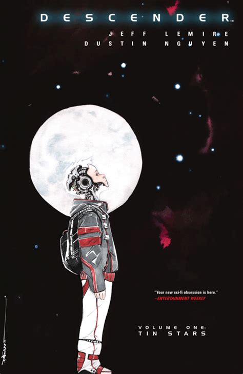 descender vol 4 orbital b06xrygchl descender vol 1 tin stars tp releases image comics
