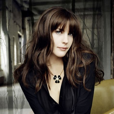 best haircut for 61 y o 25 best ideas about liv tyler hair on pinterest liv