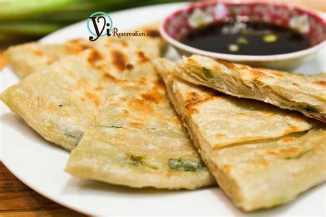 how to make scallion pancakes 葱油餅 yi reservation