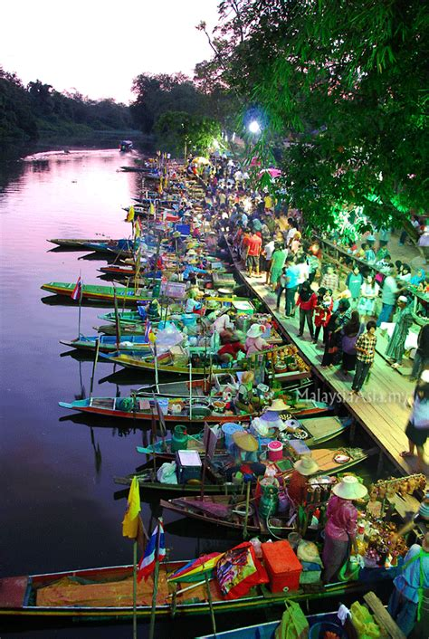 new year hatyai hat yai floating market tourism attractions near hat yai
