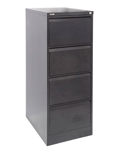 Black Filing Cabinet 4 Drawer by Epic Office Furniture 4 Drawer Filing Cabinet