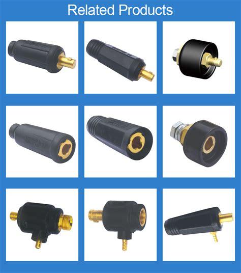 Kabel Welding bagian konektor kabel untuk mesin las las tig las lainnya
