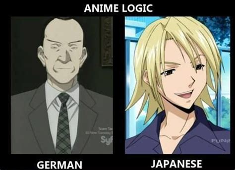 Anime Logic by Anime Logic Otaku And Random We