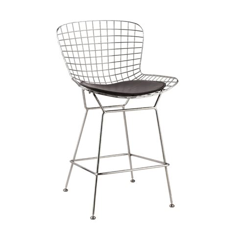 Bertoia Wire Bar Stool | bertoia wire style counter stool chair