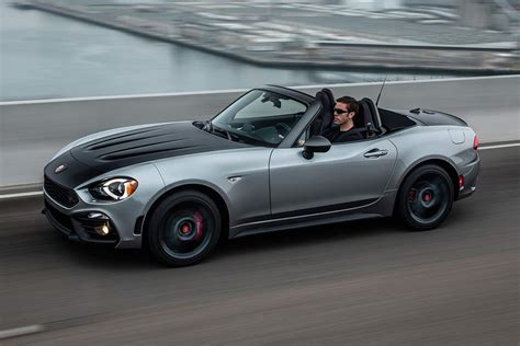 2019 Fiat Spider by 2019 Fiat 124 Spider New Car Review Autotrader