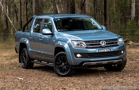 2016 Volkswagen Amarok Atacama Tdi420 Review Video