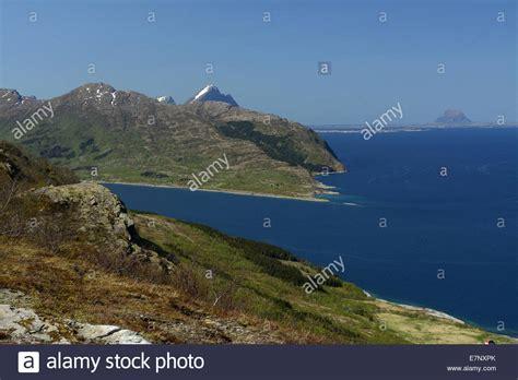 fjord kommune fjord sjona einmoen mountain stokkatinden handnesssoya