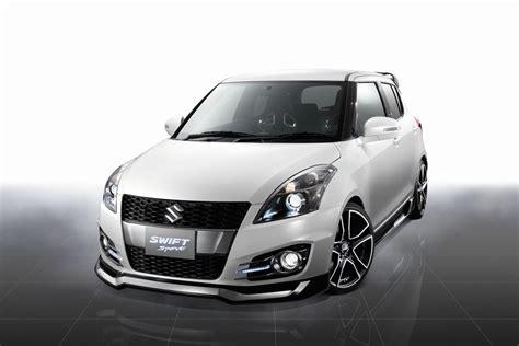 Suzuki Sport 2012 Accessories Show All Suzuki Models For 2014 Autos Weblog