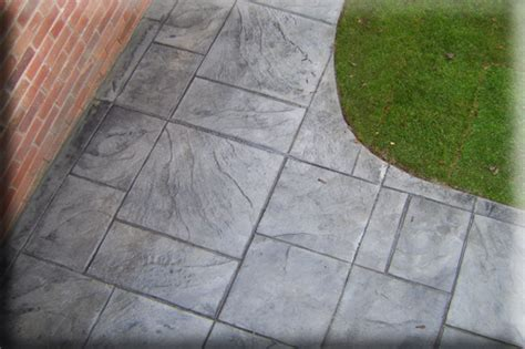 what is pattern imprinted concrete pattern imprinted concrete in halifax huddersfield