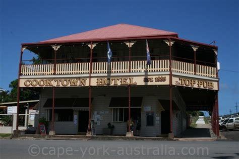 Pub Top Cooktown Walks