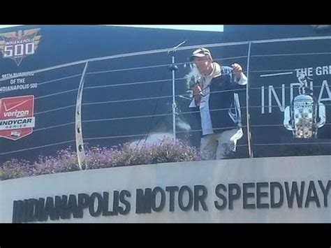 Jim Nabors Back Home In Indiana by Jim Nabors Sings Back Home Again In Indiana At Indy 500 For Time